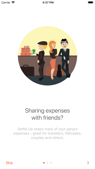 download Settle Up - Group Expenses apps 3