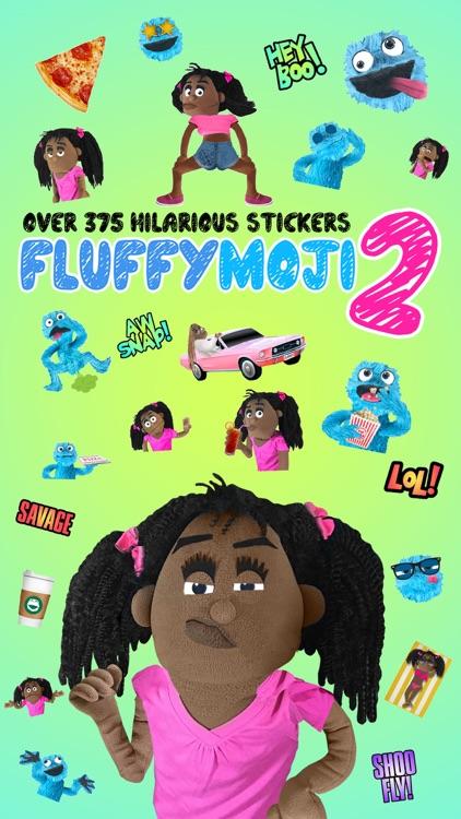 Fluffymoji 2