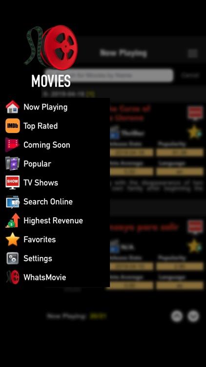 WhatsMovie screenshot-9
