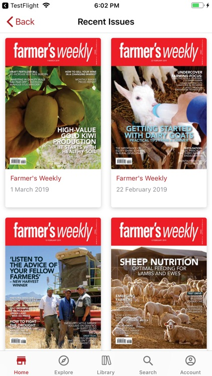 Farmer's Weekly South Africa