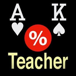 Poker Odds Teacher