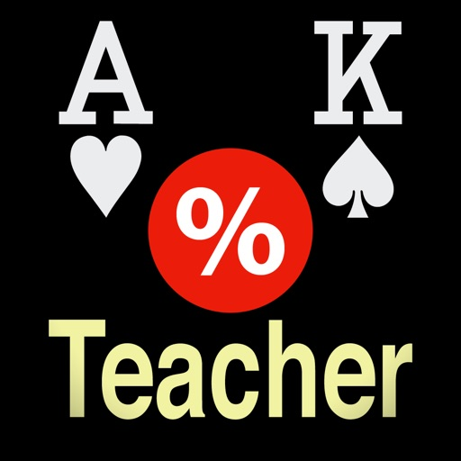 Poker Odds Teacher icon