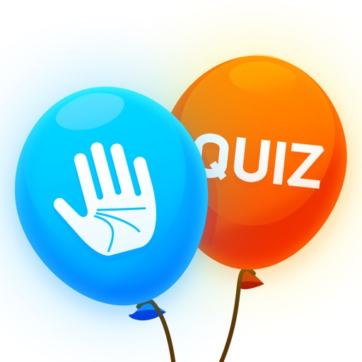Palmistry & Quiz icon