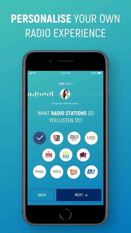 MeRadio–SG's #1 Digital Radio by Mediacorp Pte Ltd