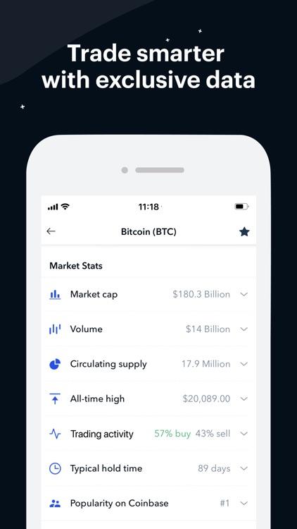 Coinbase – Buy & sell Bitcoin screenshot-5