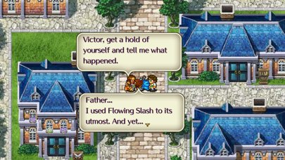ROMANCING SAGA 2 Screenshot