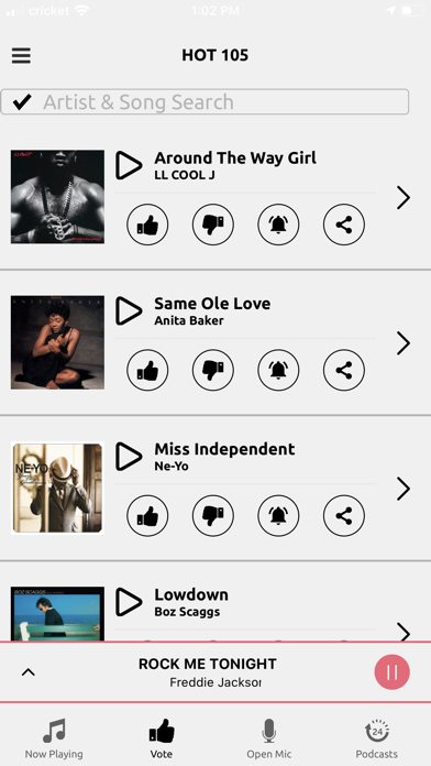 Hot 105 Fm Miami By Cox Media Group Ios United States Searchman App Data Information