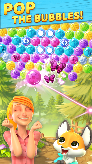 Wild Life: Puzzle Story screenshot 4