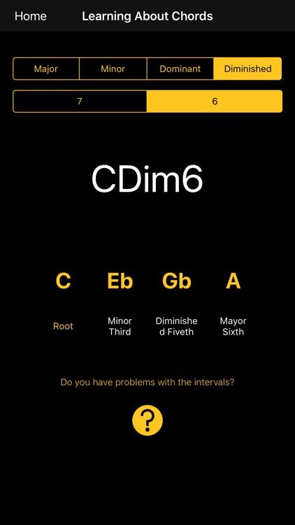 Chord Trainer screenshot-4