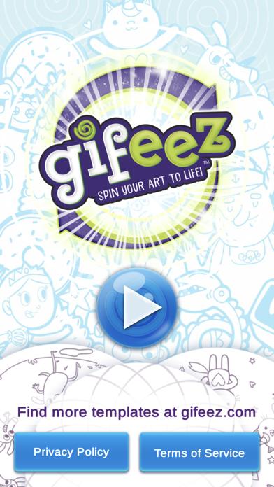 Gifeez screenshot 1