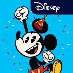 Disney Stickers: Mickey