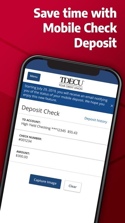 TDECU Digital Banking screenshot-5