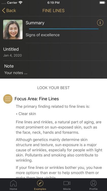 SelfE Face Analysis screenshot-4