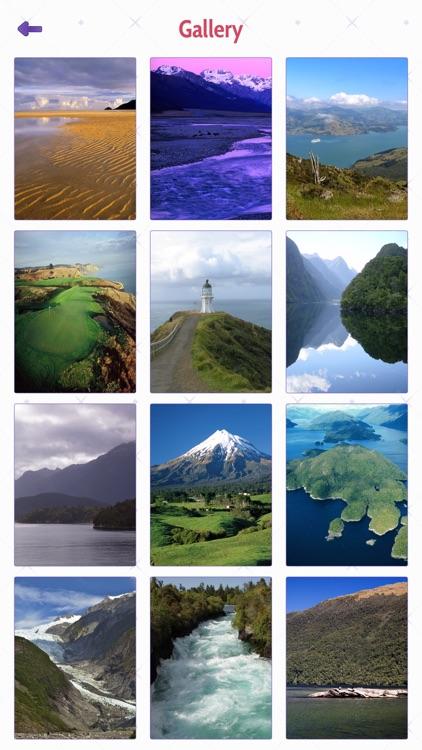Natural Wonders in New Zealand screenshot-4