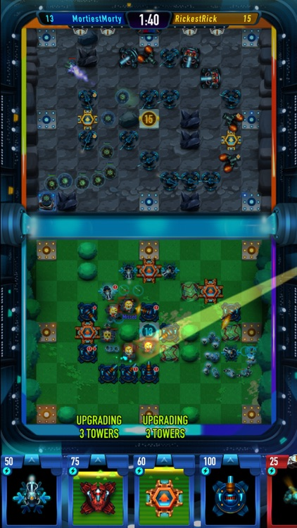 Tower Duel - PvP Tower Defense