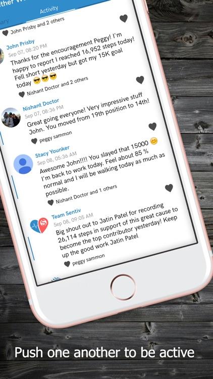 Sentiv - Fitness Incentive App screenshot-4