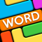 App Icon for Word Shapes Puzzle App in Slovakia IOS App Store