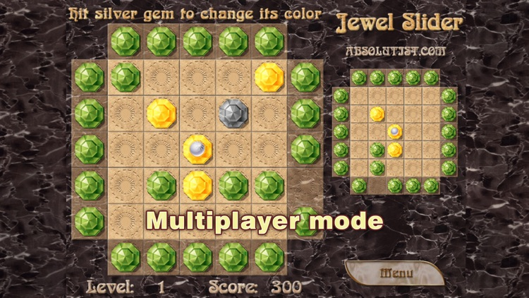 Jewel Slider: Match 3 Puzzle
