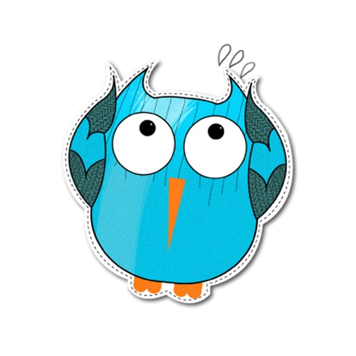 Blue - Owl