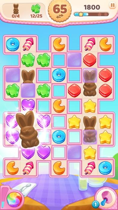 Cookie Rush - Match Adventure screenshot 1