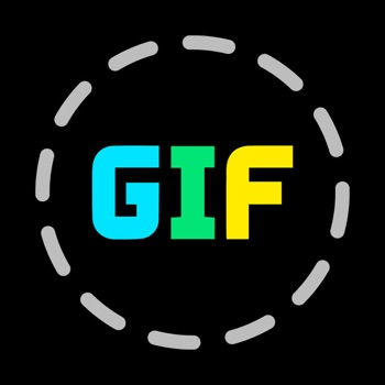GIF Maker - Make Video to GIFs Logo