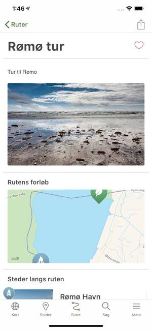 在app Store 上的 Nationalpark Vadehavet