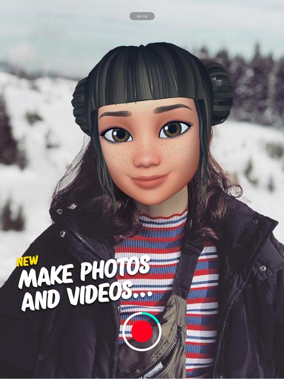 Facemoji: Your 3D Emoji Avatar screenshot