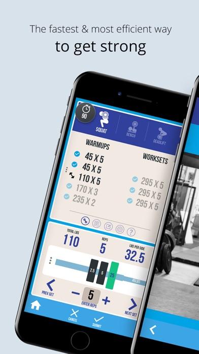 Starting Strength Official App Reviews - User Reviews of