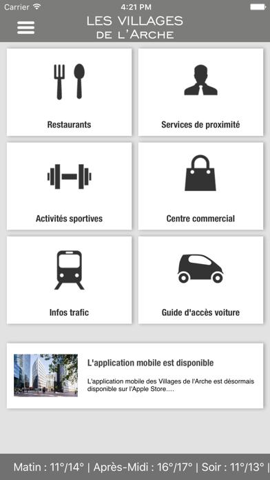 Screenshot #1 pour Les Villages de l'Arche