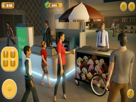 Supermarket Shopping Mall Game screenshot 8