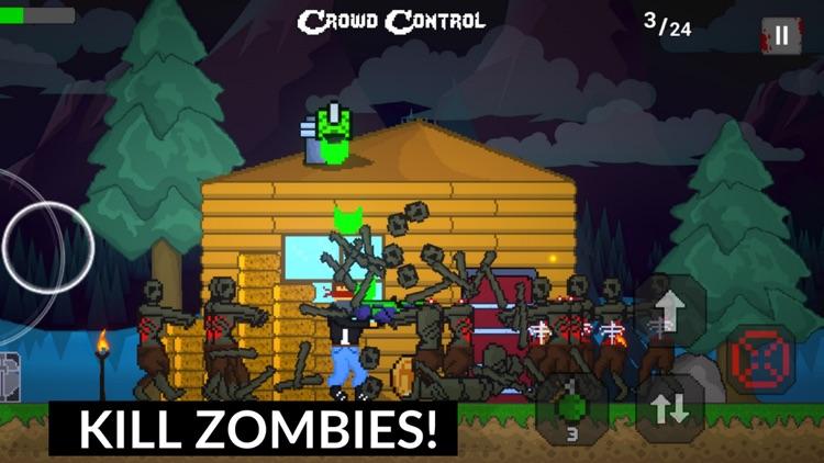 Zombies: Samson's Survival!
