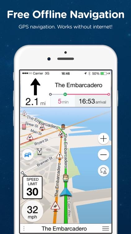 Navmii Offline GPS USA