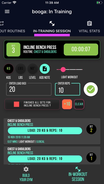 Booga Sexy Lingerie Gym Free screenshot-4