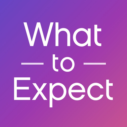 Image result for what to expect app