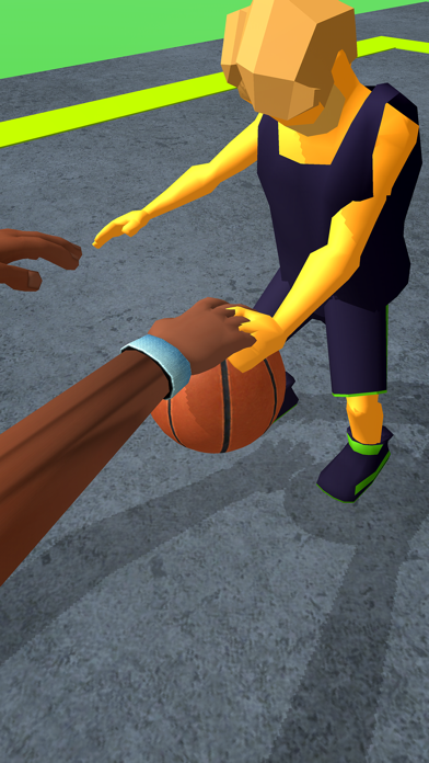 Dribble Hoops screenshot 9