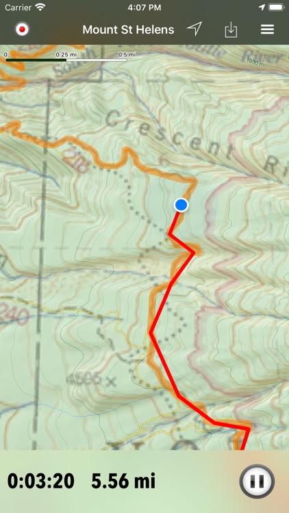 Washington Pocket Maps screenshot-3