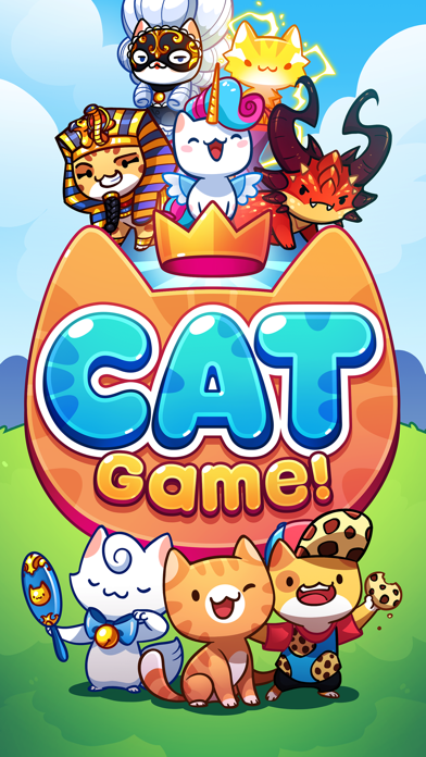 Cat Game - The Cats Collector! screenshot 1