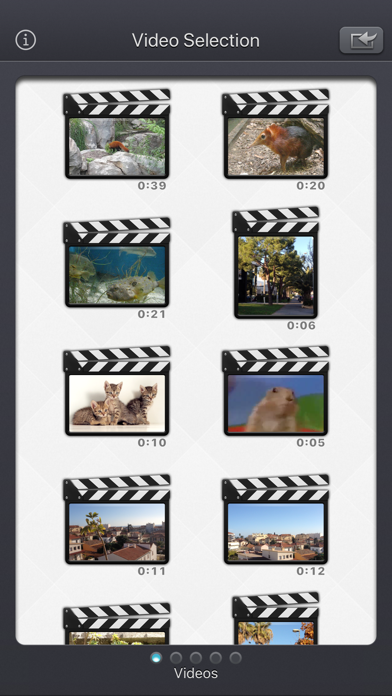 Video 2 Photo review screenshots