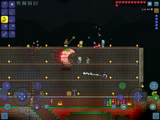 Terraria IPA Cracked for iOS Free Download