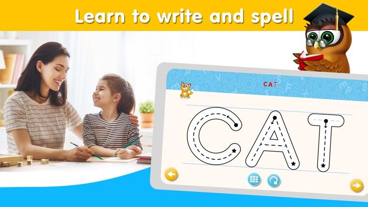 Kindergarten Math & Reading screenshot-3