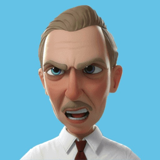 Angry Boss: Idle Office Tycoon iOS App