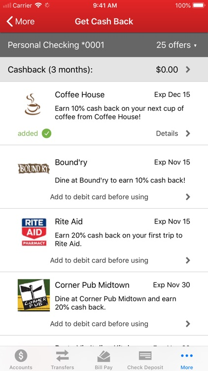 FirstLight Mobile Banking screenshot-6