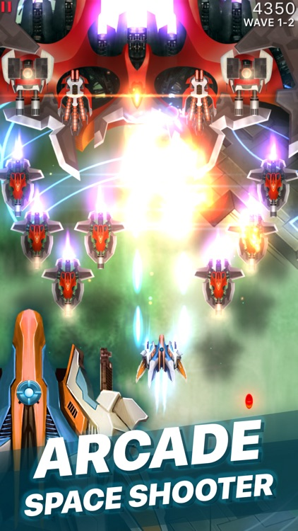 Phoenix 2 — Space Shooter screenshot-0