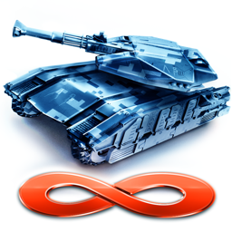Ícone do app Infinite Tanks