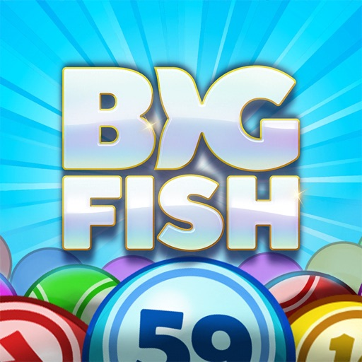 Big Fish Bingo icon
