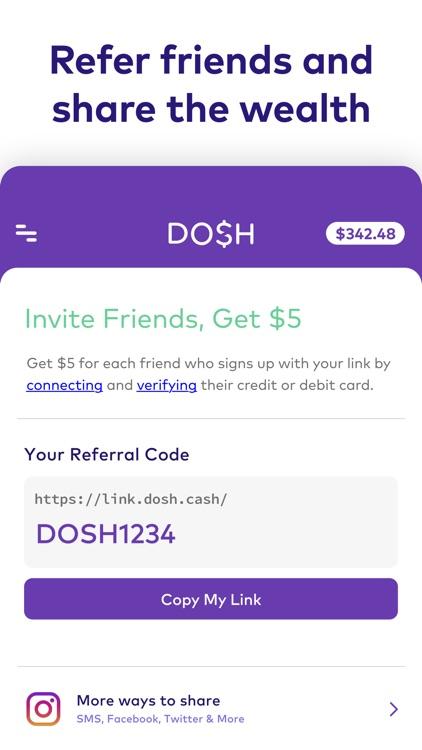 Dosh: Find Cash Back Deals screenshot-6