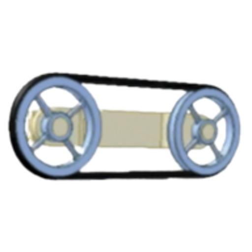 Belt Length Calculator Pro icon