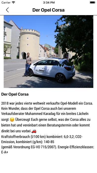 Sieber Automobile screenshot 3