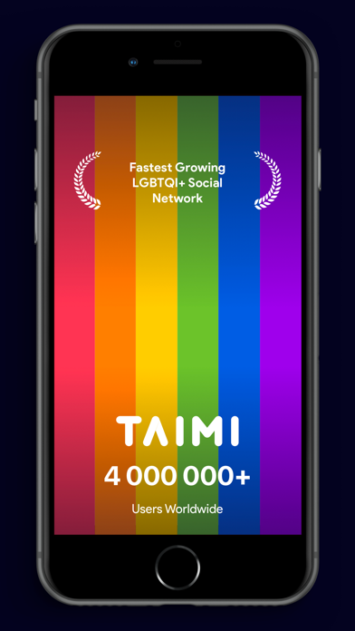 Taimi: LGBTQI+ Dating, Chat Screenshot