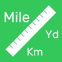 Distance Converter Km Mile Yd